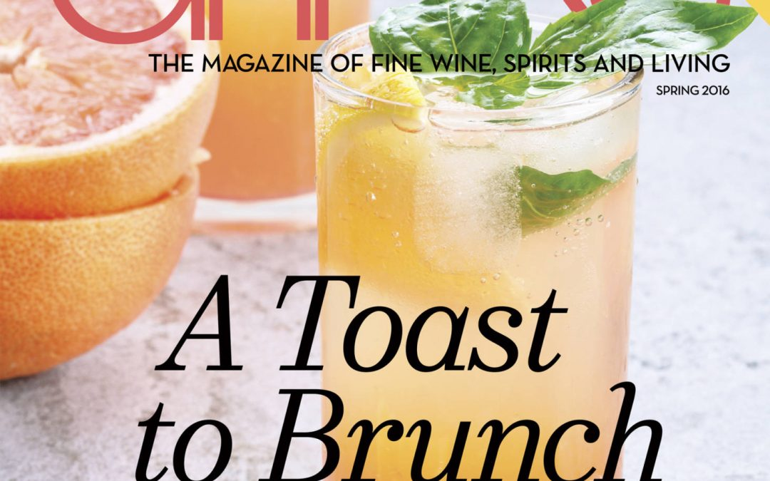 Drinks Magazine – Spring 2016