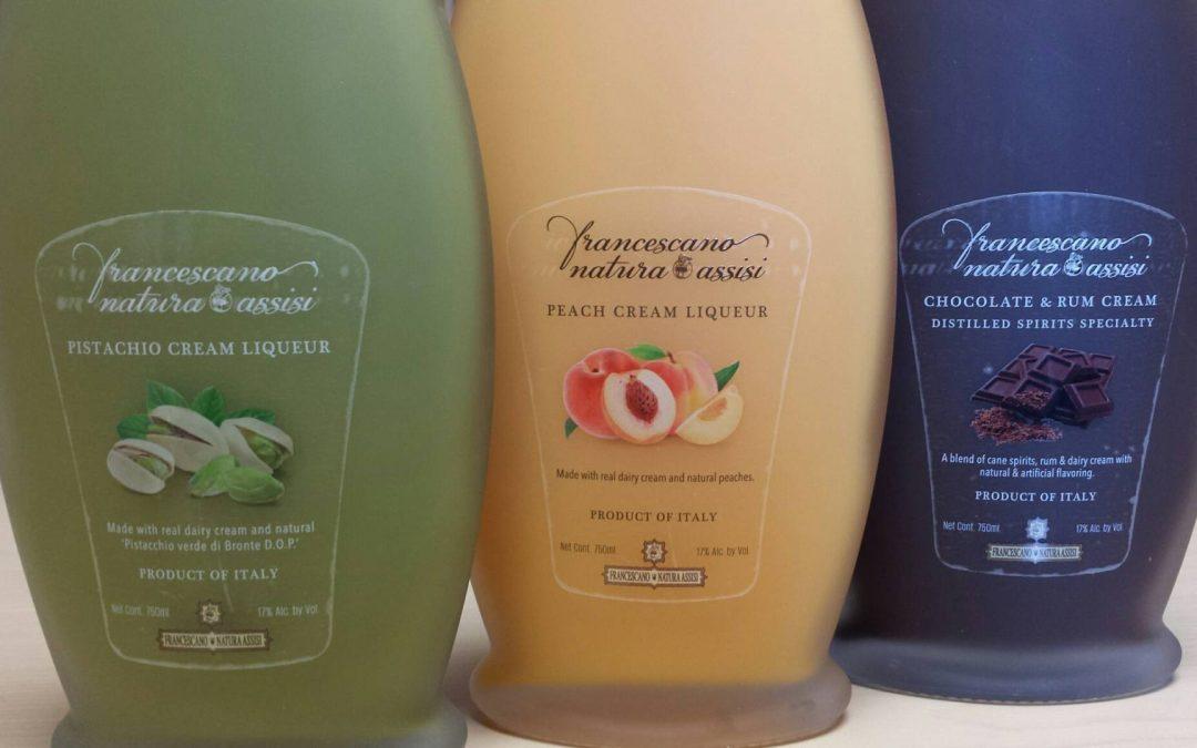 Francescano Liqueurs- New Product Review