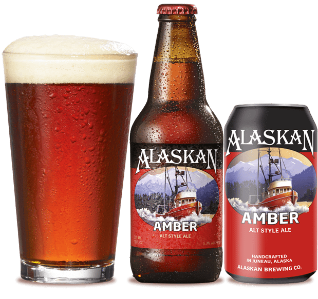 Alaskan Brewing Company Happy Harry S Bottle Shop
