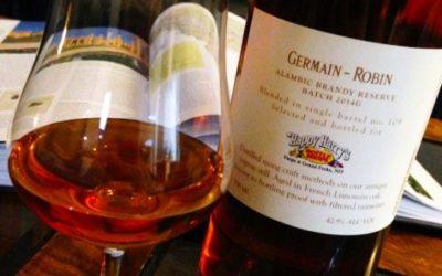 Germain-Robin Happy Harry's Single Barrel Brandy