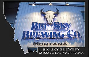 Big Sky Brewing Co- Montana