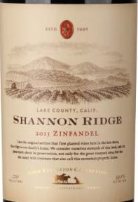 Shannon Ridge Zinfandel paired with BBQ Ribs