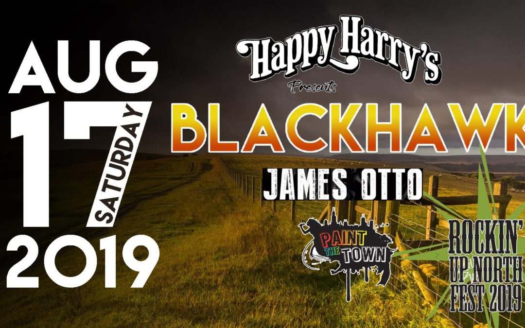 Happy Harry's Rockin' Up North Fest 2019